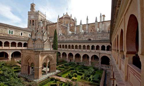 Royal Monastery of Santa Maria de Guadalupe | Spain