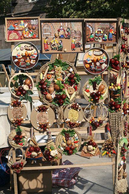 Yerevan Markets, Armenia by Arthur Chapman, via Flickr