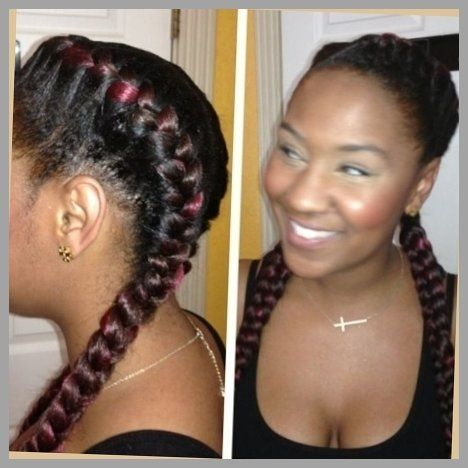 Astonishing The 25 Best Two Cornrow Braids Ideas On Pinterest 2 Cornrow Hairstyles For Women Draintrainus