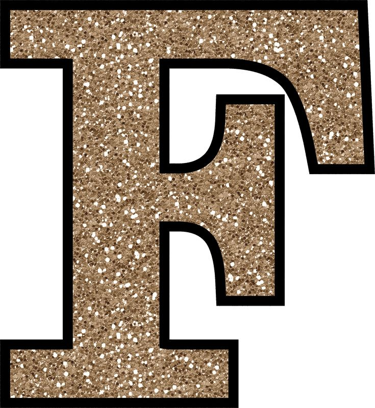 Love Silver Glitter Cut Out Letters