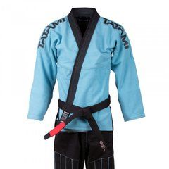 Tatami Inverted Collection Gi In Aqua & Black