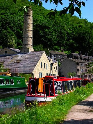 England's canal boats