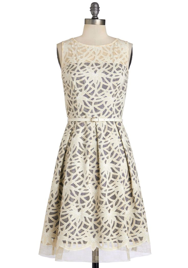 Map to Marvelous Dress, #ModCloth