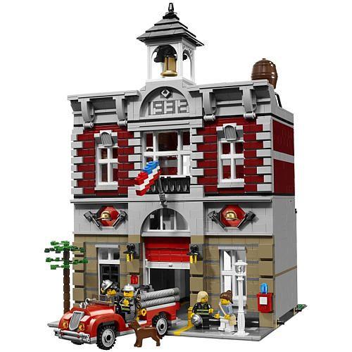 """LEGO Creator Fire Brigade (10197) - LEGO - Toys """"R"""" Us"""