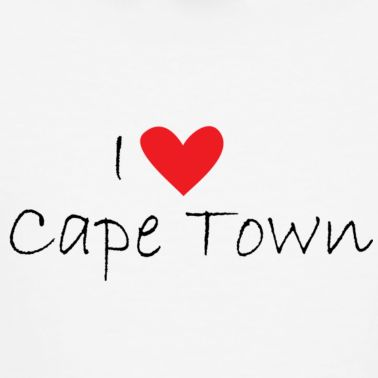 I LOVE Cape Town, South Africa