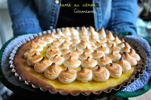 tarte au citron ♥