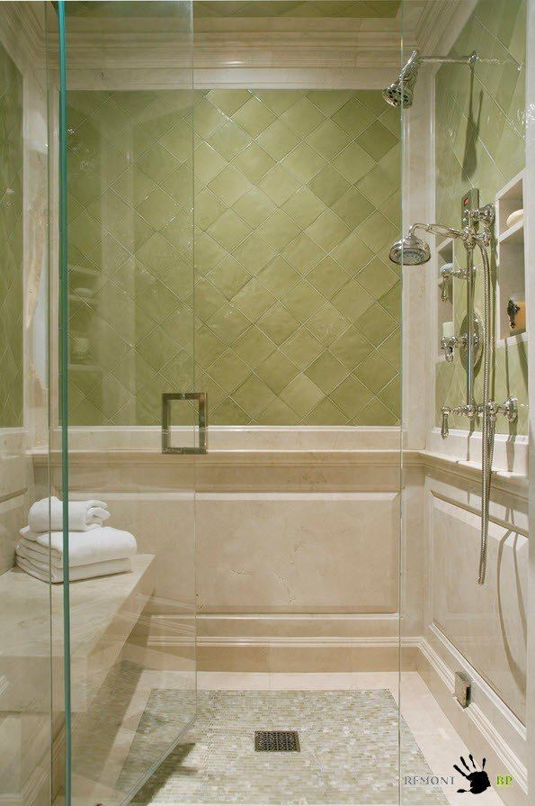 Mosaic tile in master bath shower design ideas pictures remodel and decor page 4