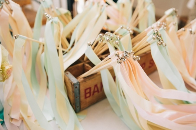 Ribbon Wands/ wedding by Style & Grace Events Austin
