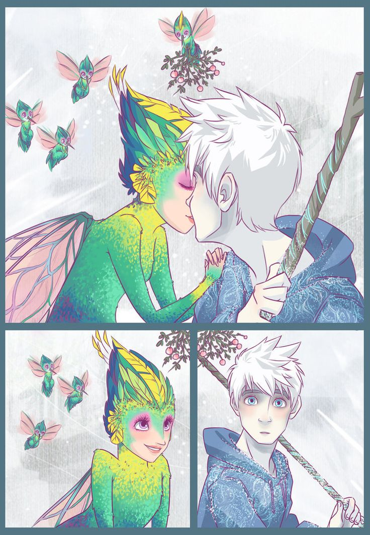 jack frost and tooth fairy fanfiction - photo #6