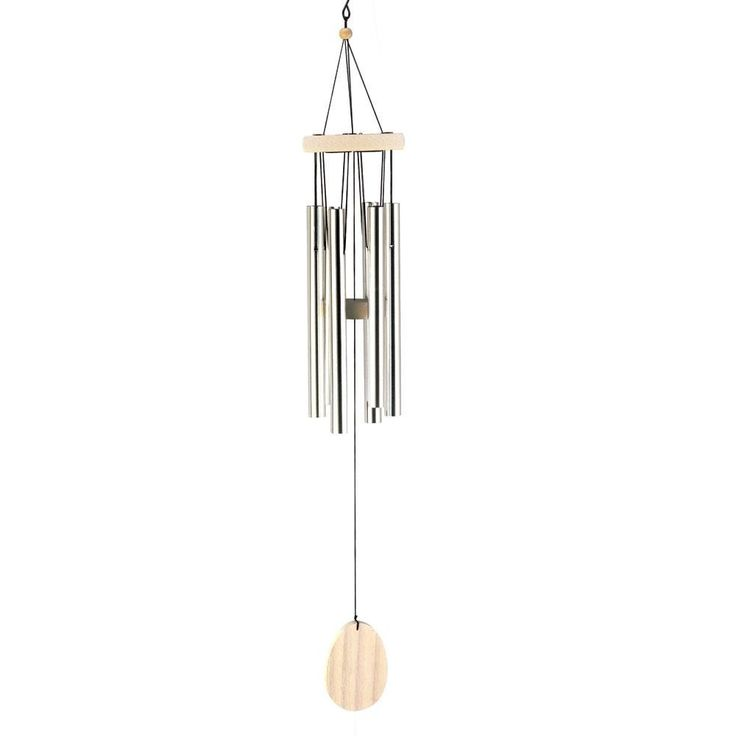Classic Bleach Wood Wind Chime   The Grandeur Of Natureu0027s Bounty Surrounds  You, And This Classic Bleach Wood Wind Chime Accents That Simple Beauty  Without ...