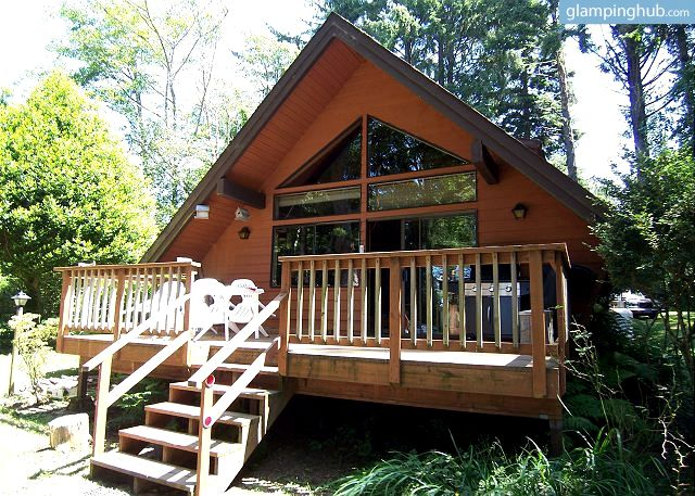 cabin near redwood national park vacation pinterest