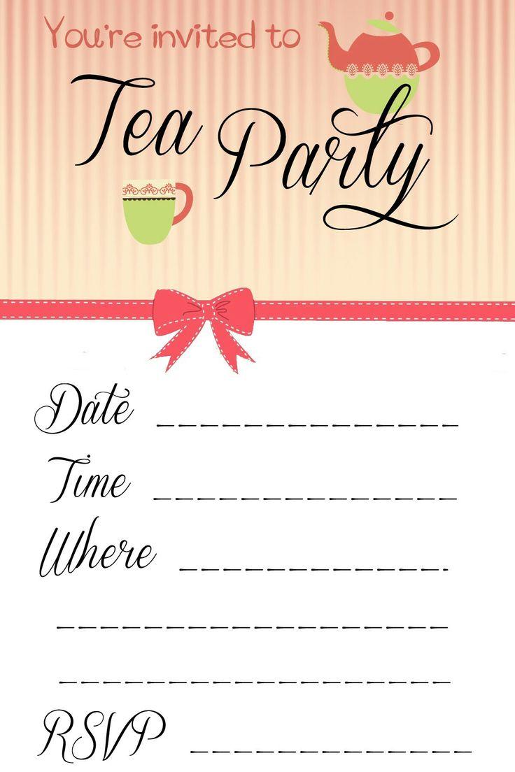 34 best Tea Party images on Pinterest | Tea parties, Victorian ...