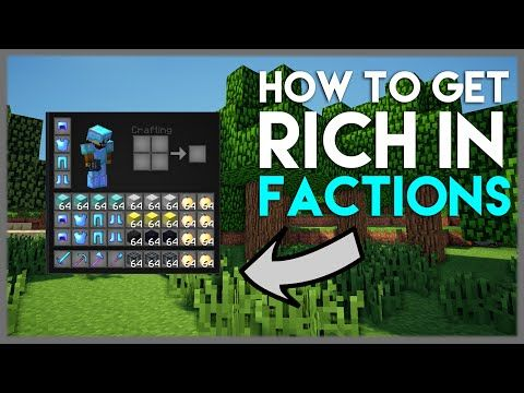 Minecraft Factions - How To Get OVERPOWERED In Factions! (1.8) (Epic PvP Trap) - YouTube