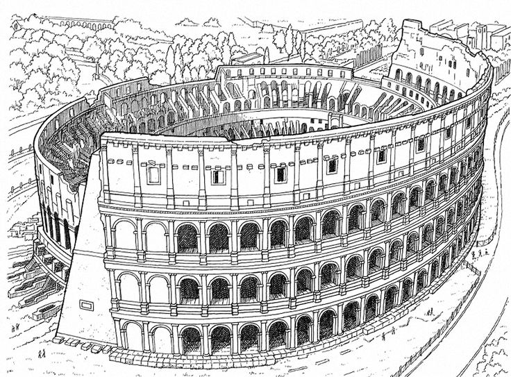 Here You Will Find Coloring Pages For Ancient Wonders Of The World,as  Childrenu0027s Activity And Crafts.Coloring Pages For Ancient Wonders Of The  World Are ...