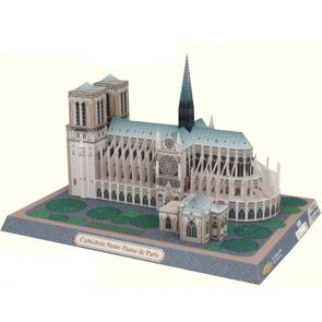 Here is a free souvenir of Paris you can build! Enjoy building a model of Notre-Dame cathedral with this papercraft free to download. Have fun!: Papercraft Avenu, Figures Papercraft, Papercraft Free, Paris, Papercraft Friday, Paper Crafts, Paper Toys, Architecture Papercraft, Paper Models