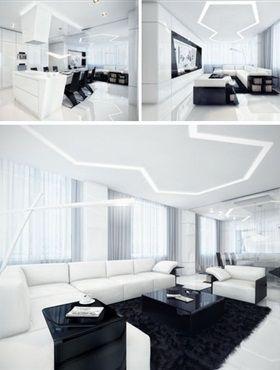 Interieurtrend: Futurisme   Residence