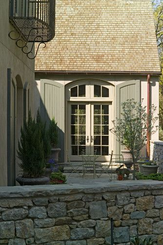 147 best jack arnold images on pinterest country french for Country shutters exterior