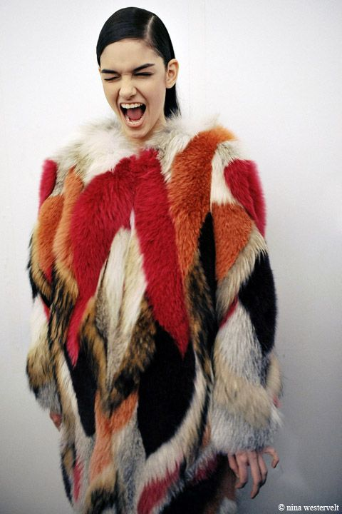 peter som: Colorful Fur, Emerging Trend, Fashion, Art Furs, Style, Editorial, Apartment34, Apartment 34