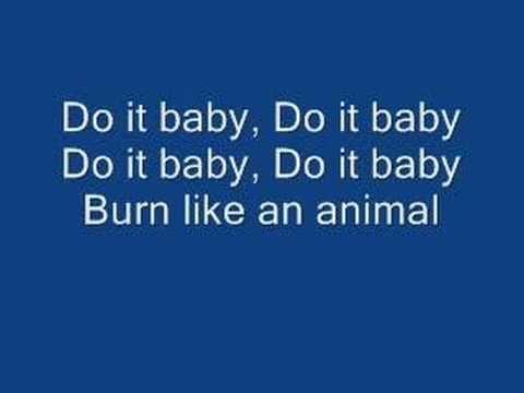 Rob Zombie - Dragula - Lyrics