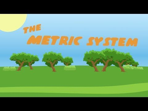 The METRIC SYSTEM SONG FOR KIDS ★ Learn Base Unit Prefixes And Try Not To Get the Song Stuck in Your Head