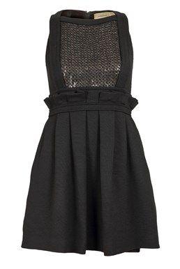Κάνε άκρως εντυπωσιακές εμφανίσεις σε κάθε πάρτι με αυτό το Jasmine di Milo  μάλλινο φόρεμα και γίνε το επίκεντρο των συζητήσεων για την πιο καλοντυμένη της βραδιάς! Αποπνέει μία τόσο girly και χαριτωμένη αύρα, ισορροπώντας εξαίσια ανάμεσα στην σέξι και την κοριτσίστικη πλευρά σου και το μόνο που χρειάζεται να προσθέσεις για το τέλειο party look είναι ένα ζευγάρι ψηλοτάκουνα πέδιλα και τα αγαπημένα σου κοσμήματα. Ετοιμάσου να λάμψεις!