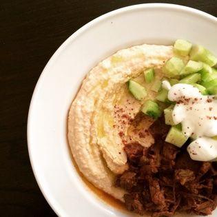 Rezept von Ravinder Bhogal: Hummus