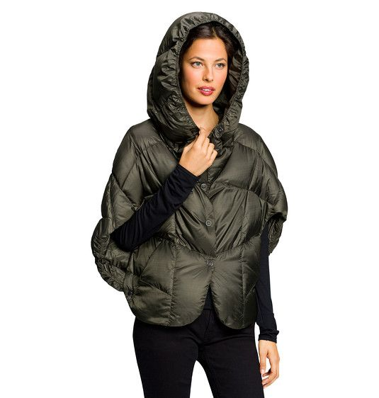 Nau. Water resistant, recycled poly, 800-fill down