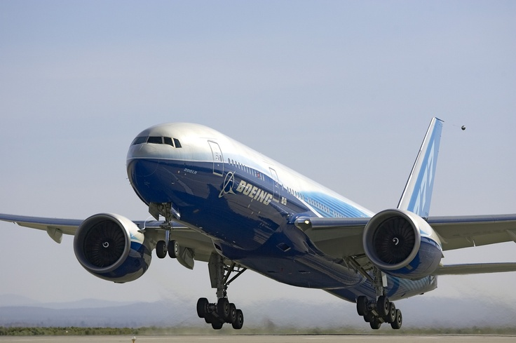 Boeing selects GE as engine partner for 777X development