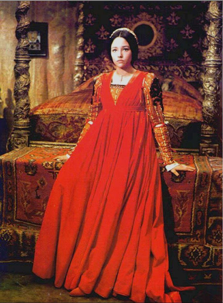 Olivia Hussey in  Romeo & Juliet - 1968