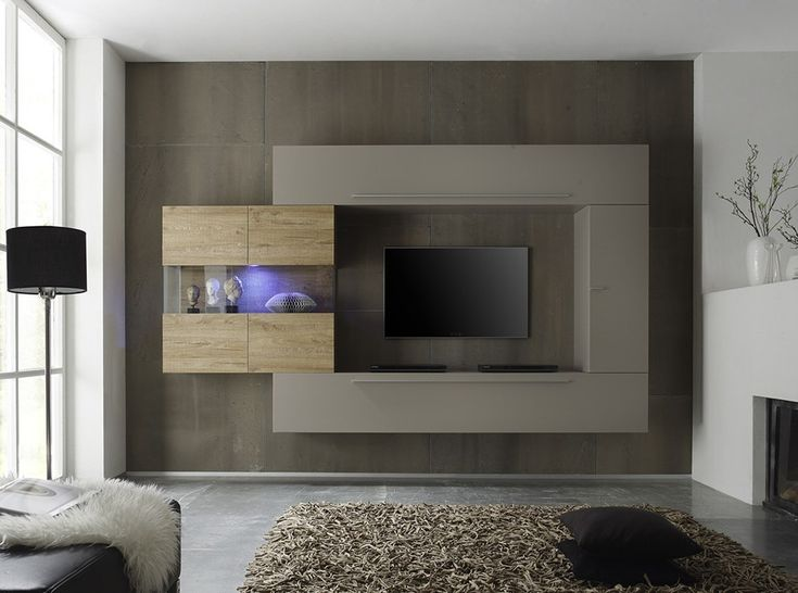 Italian wall unit line 2 by lc mobili 1 lc for Italian design mobili