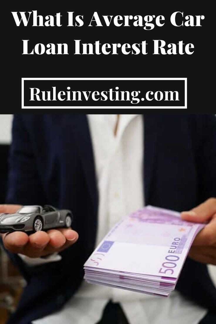 Car Loans In 2020 Car Loans Loan Interest Rates Loan
