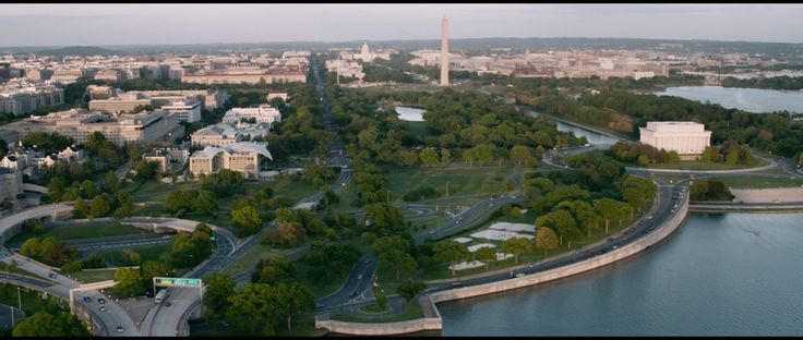 Washington Monument Washington, DC as seen in Captain America: The Winter Soldier | TheTake