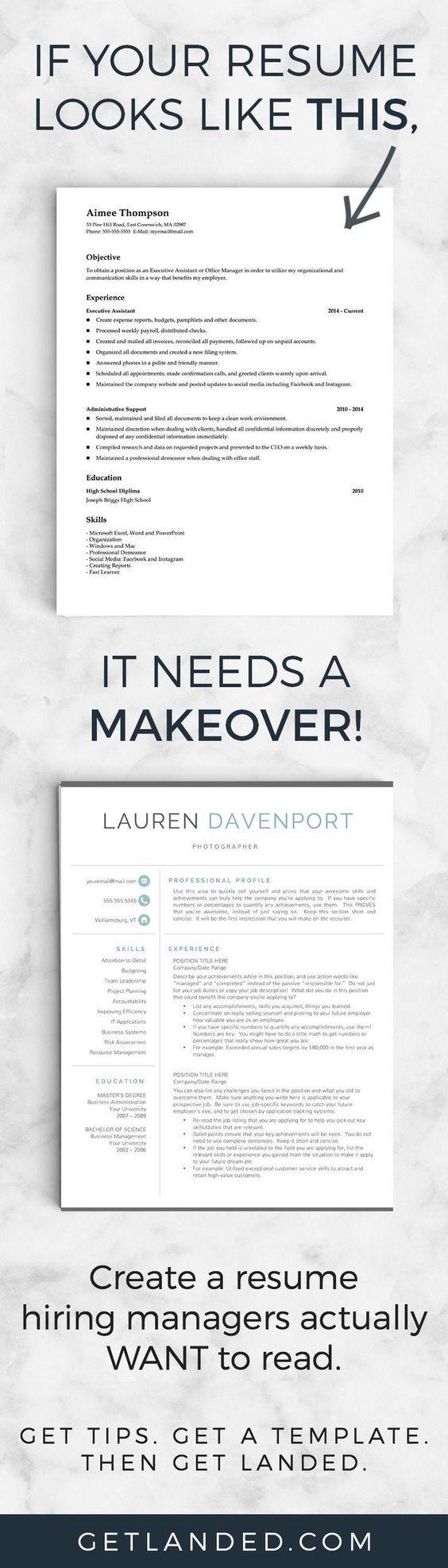 80 of candidates desperately need a resume makeover get a resume makeover today with resume writing tipsresume