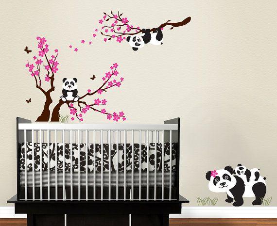 panda nursery theme   think panda will be the nursery theme either way