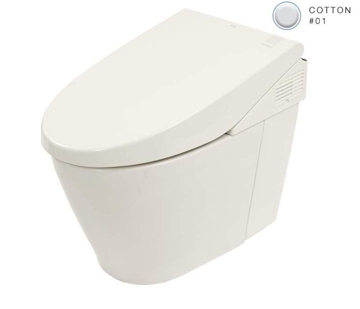 $2790  Toto MS980CMG Neorest One Piece Elongated 1.05 GPF Toilet/Bidet with Cyclone Flush System - Automatic Open/Close Seat Included at FaucetDirect.com.
