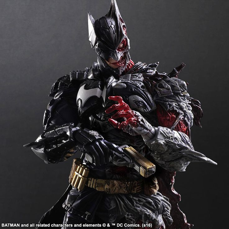 Batman's Rogues Gallery Play Arts Kai Action Figure - Two-Face Variant @Archonia_US