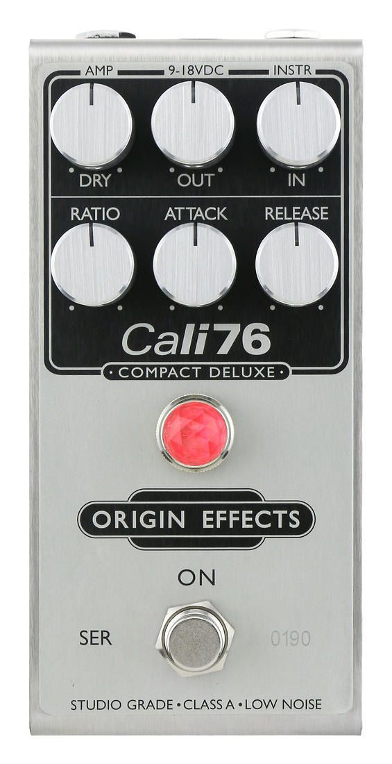 Origin Effects Cali76 Compact Deluxe Limiting Pedal