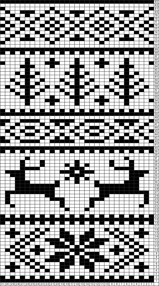 269 best Fair Isle Colorwork Patterns images on Pinterest ...