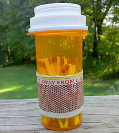 These DIY Ideas For Empty Prescription Bottles Can Really Save You A Fortune... - Page 9