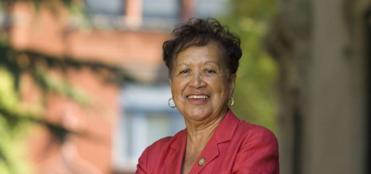Hampton alumna Dr. Grace E. Harris was the highest ranking African-American and woman in the history of Virginia Commonwealth University, She'd served as dean, provost and acting president.