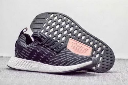 d146273bb1bf8 High Quality Men Adidas NMD R2 PK Pink Black White Pink For Sale ...
