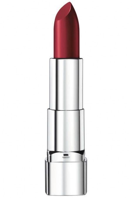 2014 Sonbahar İçin En İyi Rujlar - Kırmızı Dudaklar  Rimmel London Moisture Renew Lipstick in Diva Red, $7