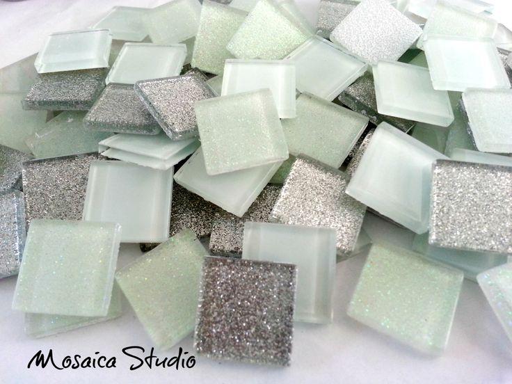 Crystal Treasure Packs 23x23mm - Fantasy Land- x 90pc by MosaicStudio1 on Etsy