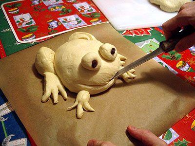 Frog Bread | The Fresh Loaf