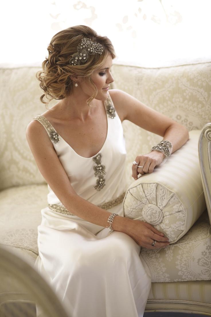 www.dreamreflection.com.au  Bridal hair and makeup
