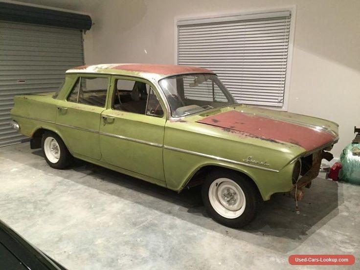 Car for Sale EJ Holden Ratrod Unfinished Project