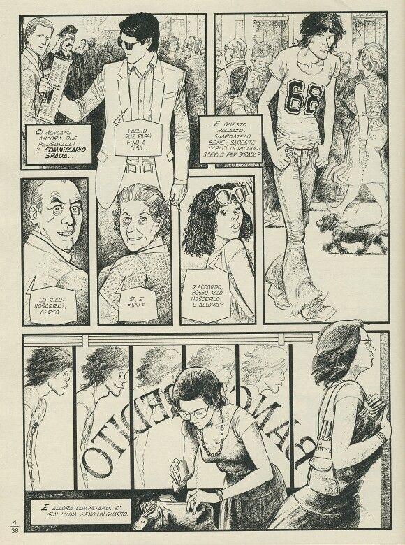 Gianni de Luca comics