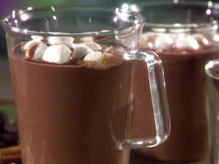 Hot Choco Loco recipe from Sunny Anderson via Food Network
