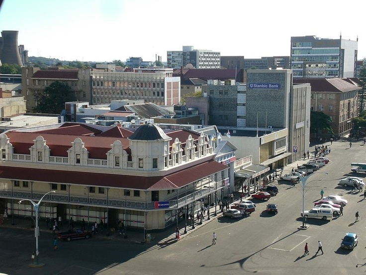 Bulawayo, Zimbabwe. I long to be is this place so bad. I always feel a very strong connection to Zimbabwe.Bulawayo, Yes..I place I have never been to....but so close to my heart.