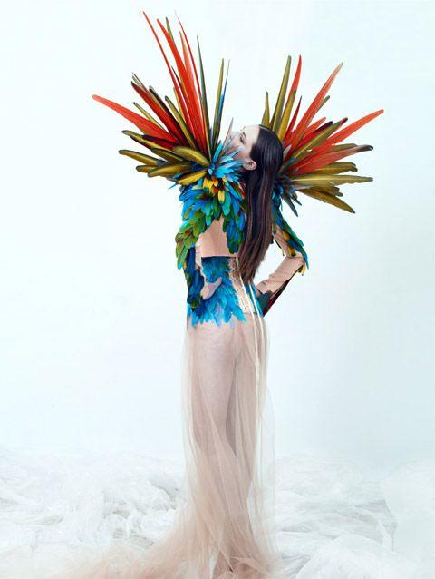 Serkan Cura Couture Spring Summer 2012